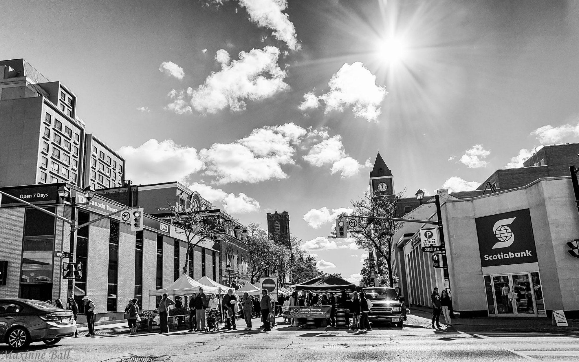 Brampton Street (market) - Maxinne Ball