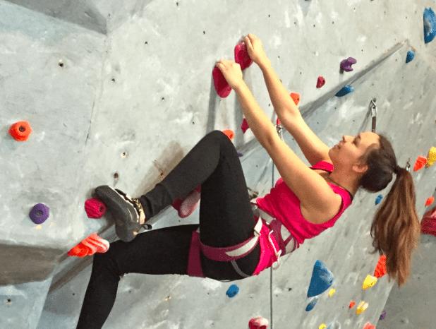 Rock climbing in brampton