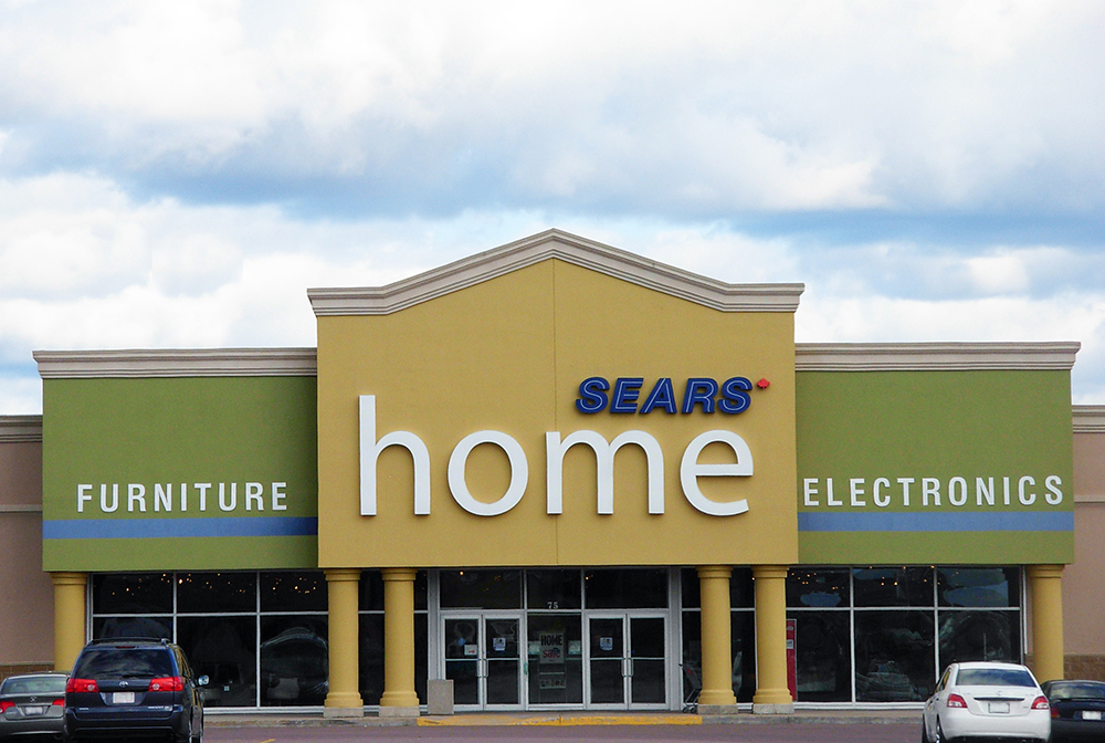 Sears Is About To Close Its Brampton Location Bramptonist