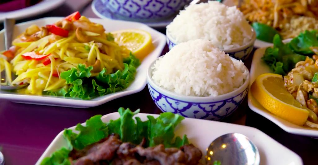 Thai Food In Gage