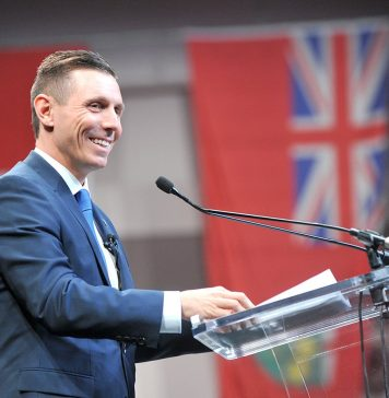 Patrick Brown // Photo Courtesy of Patrick Brown Facebook Page