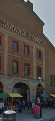 St Lawrence Market – Toronto