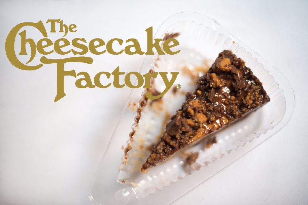cheesecake factory  leaving brampton