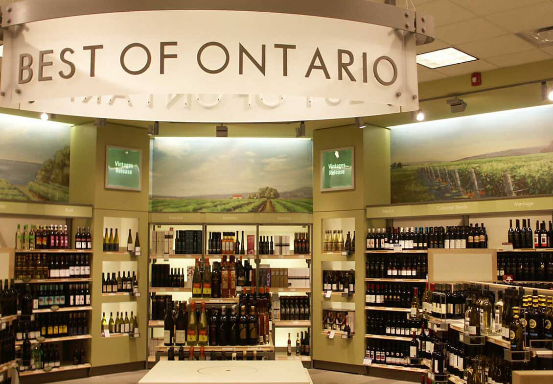 Lcbo Home Delivery Officially Available In Brampton