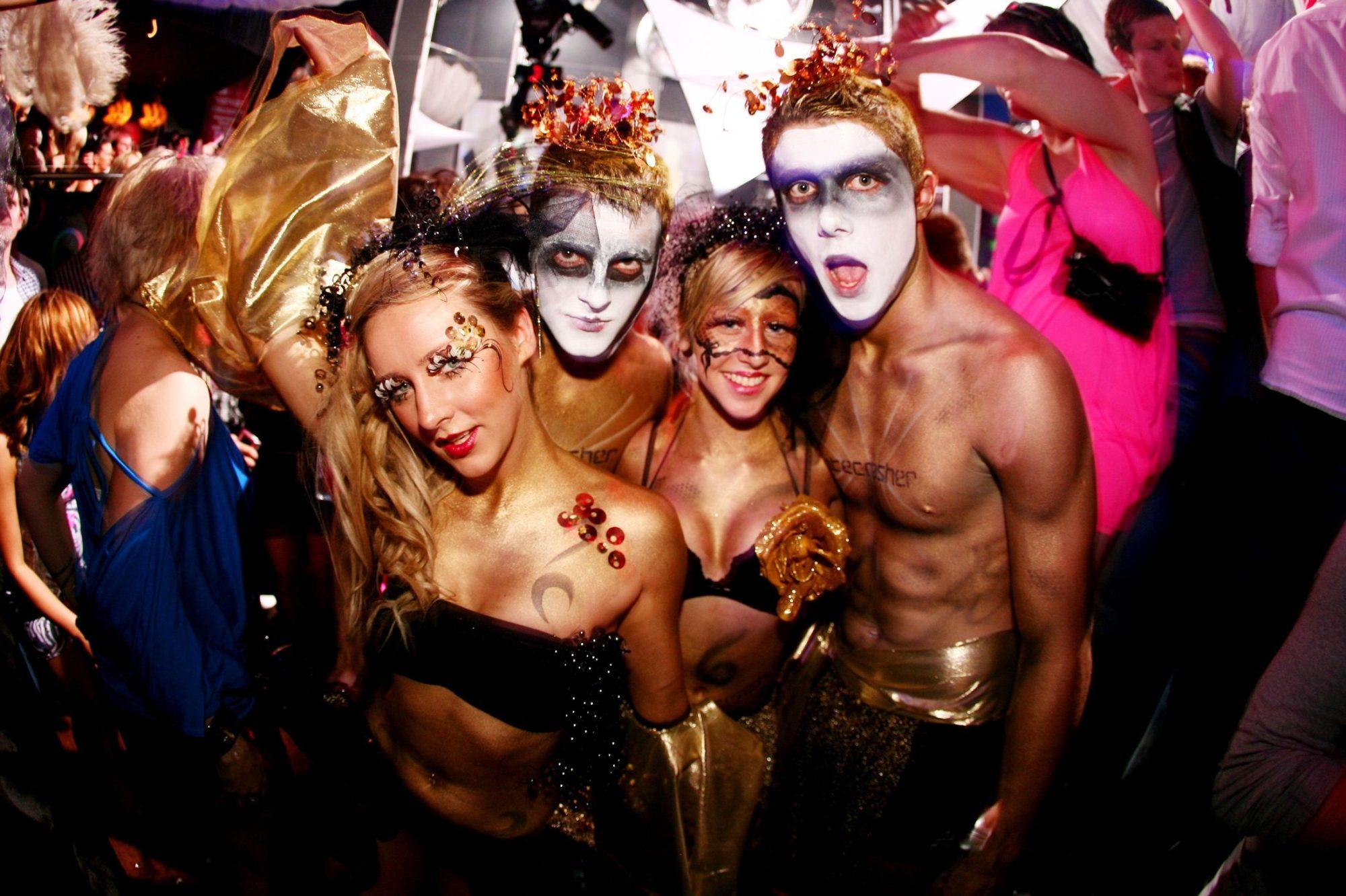 Halloween sexy party — photo 2