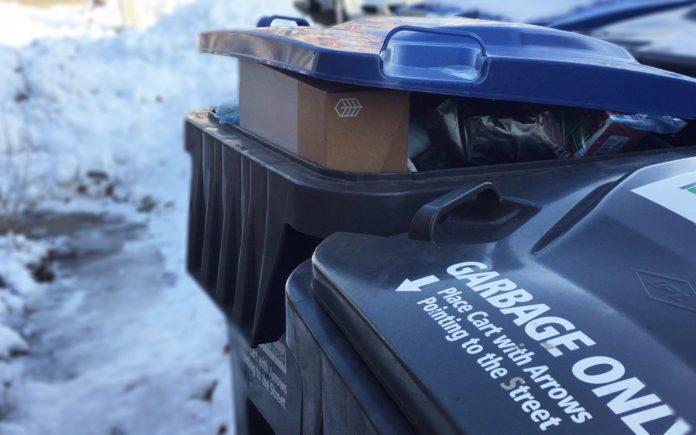 Garbage pickup brampton peel