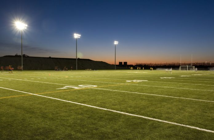 New State Of The Art Sports Field Opening In Brampton
