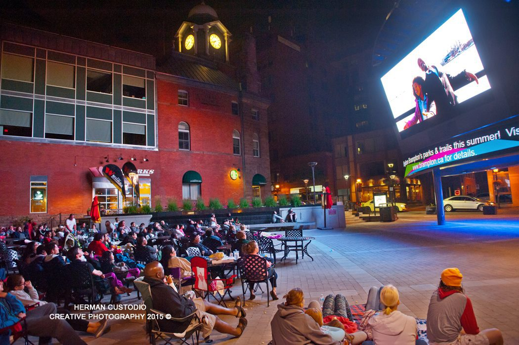 Here 39 s the movie lineup at garden square this summer - Downtown at the gardens movie times ...