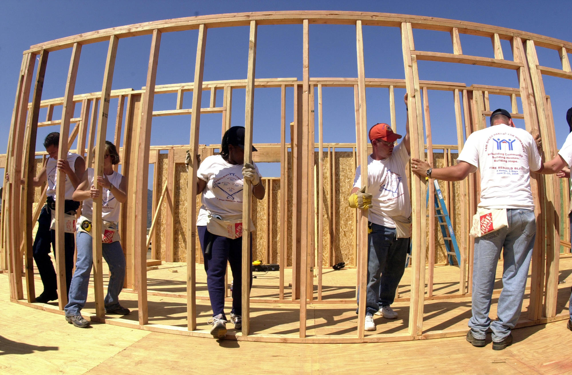 About Abilene Habitat For Humanity Bringing People Together To