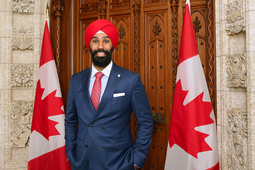 Image result for brampton east mp