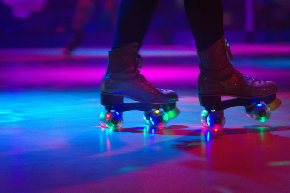 A Roller Skating Rink And Entertainment Facility Is