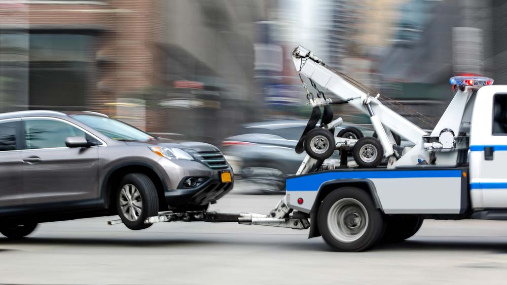 Brampton towing companies