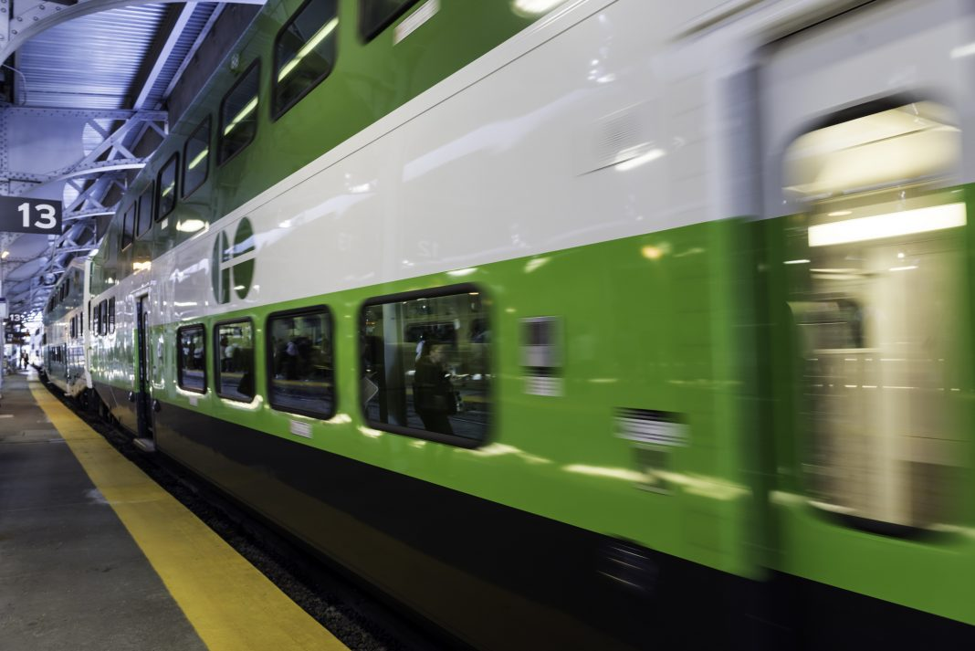 GO Transit reintroducing express train to Kitchener line after overcrowding