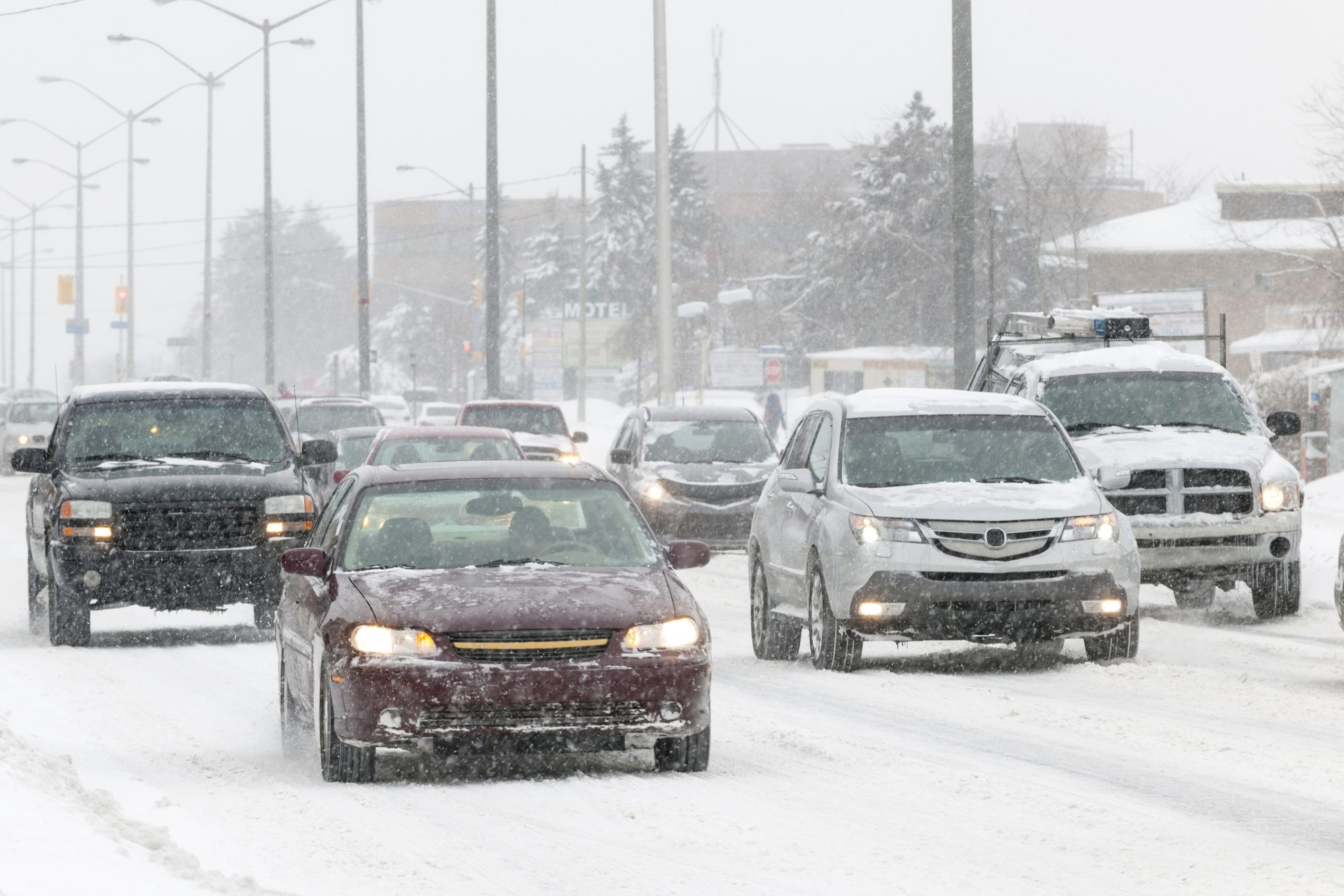 Brampton May Have Its First Major Snow Storm This Weekend