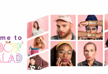 Cover photo from Rainbow Salad's website