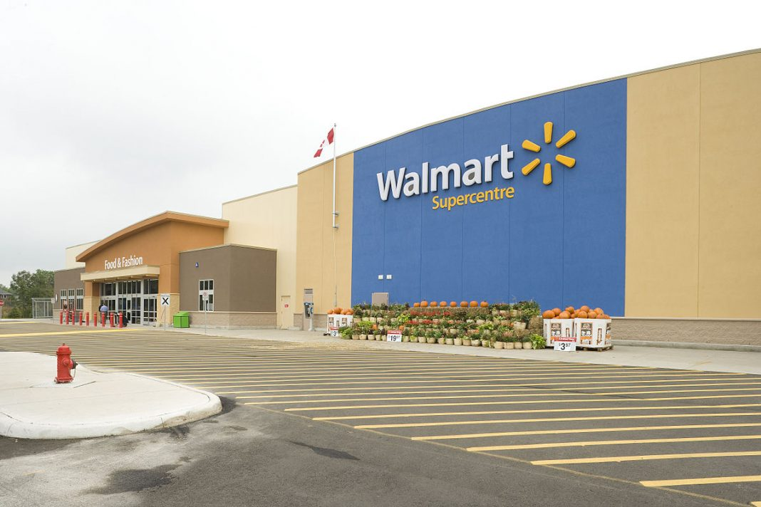 Walmart Supercentre by BenChapple