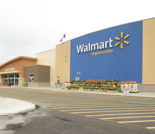Walmart Supercentre by BenChapple