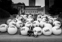 say it bigger vancouver art gallery by bob garlick